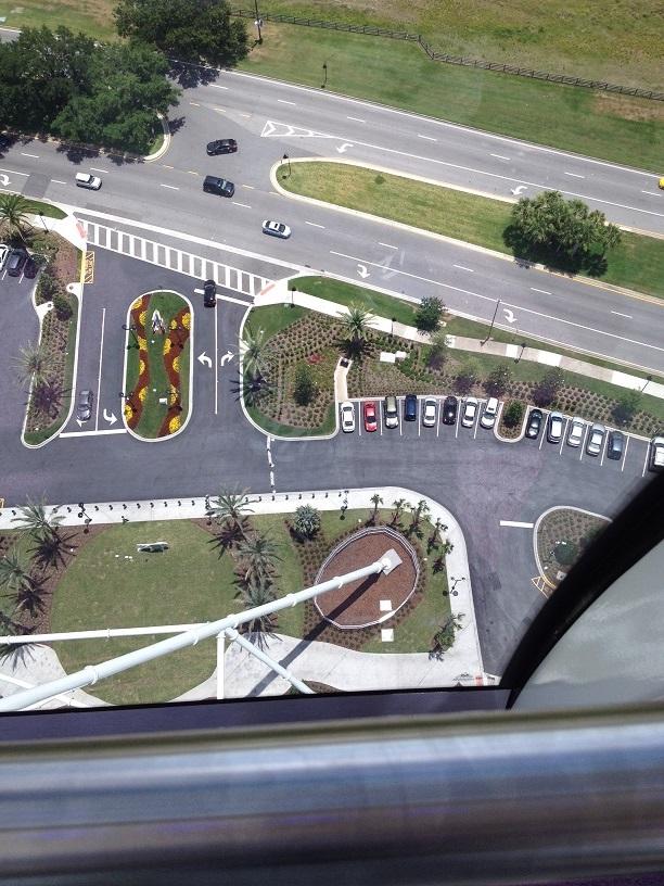 Orlando Eye skyline